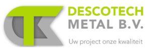 Descotechmetal.eu nieuw Logo