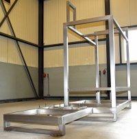 Frame waterbehandeling Descotech Metal Twente Weerselo